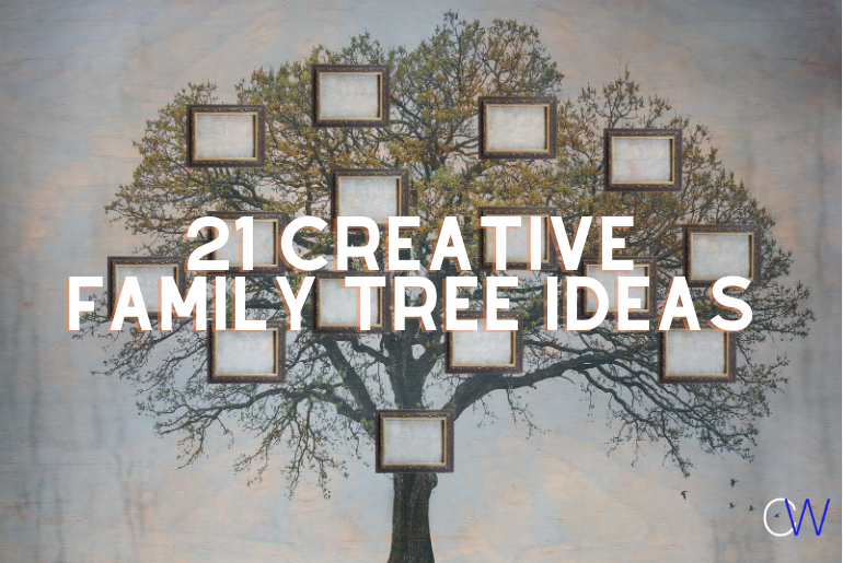 21 Creative Family Tree Ideas