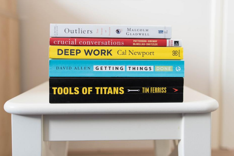 The 12 Best Business Books to Read in a Year [2020 Update]