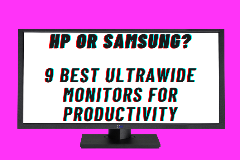 9 Best Ultrawide Monitors for Productivity