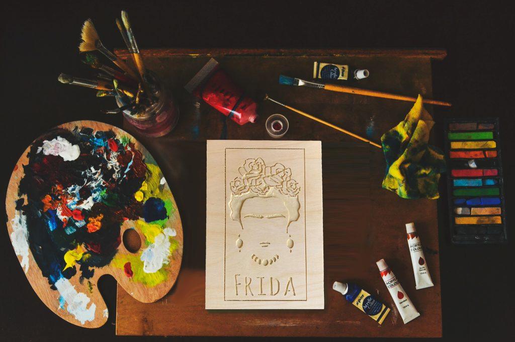 Frida Paint Party - Zuri Guerrero