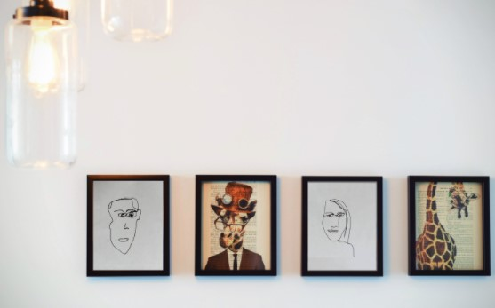 Hand Drawn Portraits - Zuri Guerrero