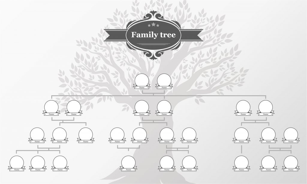 how to read a family tree