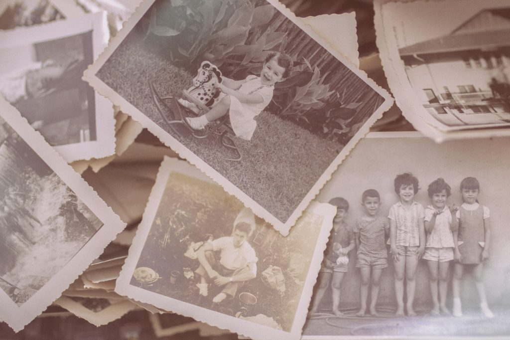 old family photos - why is family history so important?