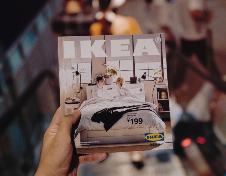 IKEA branding